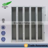 China 10 doors steel wardrobe, gym/metal school metal storage locker/knock down storage locker/bathroom locker/swimming
