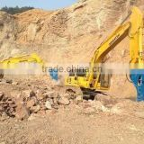 Excavator Hammer to Rock Breaking Tools