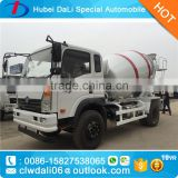 SINOTRUCK 4*2 concrete mixer for sale