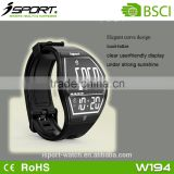 BSCI Member Manufacturer Four Repeatable Alarms Sleep Monitoring E-ink Bluetooth Fitness Exercise Tracker W194
