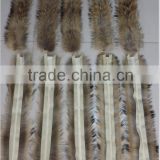 Factory Direct Hot Sale Garment Accessories Raccoon fur Trim For Hood Trim