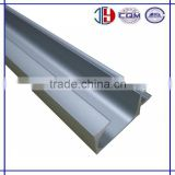 G shaped handle aluminum profile with anodized aluminum and brushed aluminum profile for kitchen cabinets