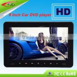 2016 Newest Car DVD player built in USB port and SD card ,Headrest DVD player with 9 inch screen