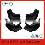 auto spare parts FOR Land Rover Discovery 3 2005-2008 mud guard high quality PP