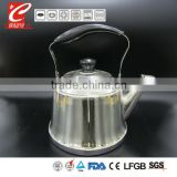 tea pot set arabic double tea pot kettle set YHKT150-17