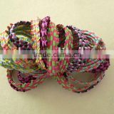 Thick Colored Elastic Hairbands