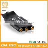Hobbywing XRotor-20A RC Brushless ESC for DIY Quadrocopter Drone
