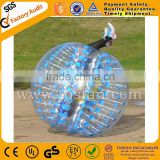 blue dots inflatable knock ball /bumper bubble ball TB212