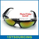manual of digital hidden Sunglasses camera