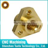 OEM Custom wholesale high precition brass steel parts its-034 its-038 cnc machining brass parts its-045
