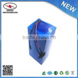 lifepo4 lithium bicycle battery 48v 20ah for folding e-bike/lifepo4 battery pack48V 40ah