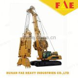 FAE -water Hydralic well drilling machine underground water detector diaphragm wall grab