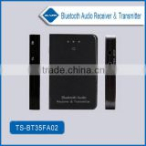 Patent model ! 2 In 1 Long Range Bluetooth Transmitter and Receiver with 3.5mm Stereo Output, Connect Your PC, MP3 Player