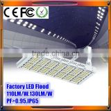 110-130 LM/W 210W LED Tunnel Light