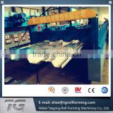 China price floor deck roll forming machine,steel decking floor roll forming machine,floor deck tile making roll