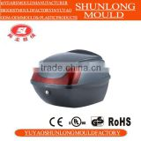 Custom Plastic Motorcycle parts Tail Boxes Mould