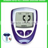 Medical diagnostic test kits Home Use Glucose Sugar Meter blood testing equipment
