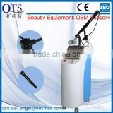 RF Fractional Co2 Laser Mole Removal 8.0 Inch Cost /Fractional Co2 Laser Machine 1ms-5000ms