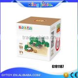 China supplier child toy , wooden block , block toys