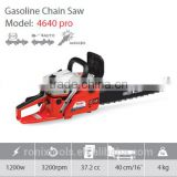 Ronix gasoline chain saw 4640 pro 1200W 3200rpm 37.2cc