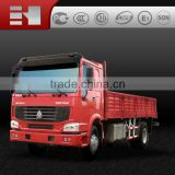Diesel Fuel Type and New Condition SINOTRUK howo 4*2 cargo truck