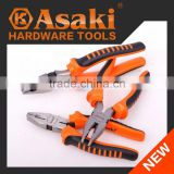 AK-8090 Multi function cutting combination pliers hand tool