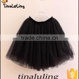 high quality girls Long Chiffon Maxi Boho Beach Skirt Dress girls tutus tulle skirts