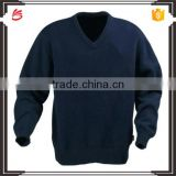 Wholesale bulk comfortable cashmere sweater soft long sleeve full graphic wool/cashmere designer sweater