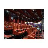 Mini 4D Cinema System 3D 4D 5D 6D Cinema Theater Movie Motion Chair Seat System Furniture equipment