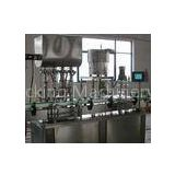 Automated Mayonnaise Glass Bottle Filling Machine Aseptic Filling Line , CE Approval