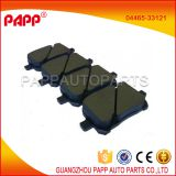 China brake pads factory for toyota camry rx300 04465-33121