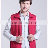 Fashion customized and printed various fur vest pattern