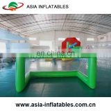 Air Sealed Inflatable Football Goal Post Goal Indoor Soccer Goal With Air Pump