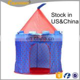Indoor&Outdoor Kids Pop Up Easy Fold House Hot Selling Cheap Children Princess Play Tent
