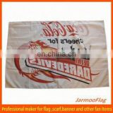 mo MOQ cheap 90*150cm advertising flag banner