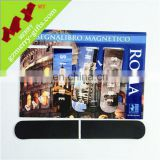 China supplier cheap custom magnetic bookmark