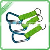 Promotional Gifts Aluminium D-Shaped Camping Carabiner in Competitive Price