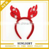 Christmas head buckle antlers holiday gifts baby christmas headband
