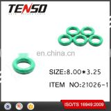 Tenso Fuel Injector Repair Kits Fuel Injector Service Kits Viton O-rings 21026-1 8.00*3.25