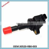 Ignition Coil 30520-RB0-003 NEW IGNITION COIL FOR 2011