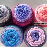 Stock cupcake beautiful yarn, Joyce M.G Group Company limited