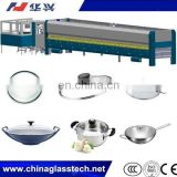 CE&ISO Intelligent Control Microwave Plate Cover Glass Processing Machine
