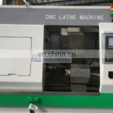 CK46D-8 4 Axis Slant Bed CNC Lathe Turning Center with Y Axis and C axis