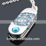 Crystal USB Flash Drives, USB Drives Custom Logo, Crystal USB 2.0 Factory Price