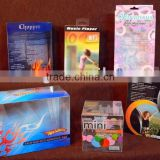 China supplier custom new premium plastic gift box , small plastic box wholesale
