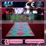 ACS Hot Sale Competitive Portable RGB LED Video Dance Floor for Stage Background, Disco, Club, Wedding etc                                                                         Quality Choice