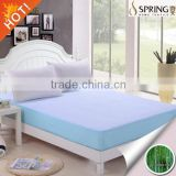 High quality terry waterproof mattress protector/bamboo terry