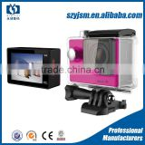 N9 12MP WiFi Camera + Wireless Remote Control SJ5000 Style Waterproof Action Camera +1.5 inch lcd