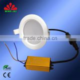ce rohs listed 3 years warranty Super brightness high quality outdoor down light led 220v 12w