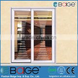 BG-AW9131 commercial/bathroom wardrobe sliding glass doors